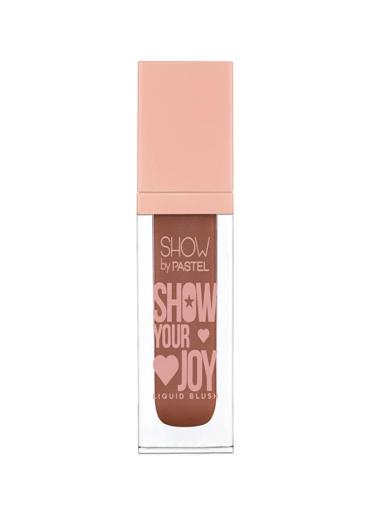 Pastel Pastel Show Your Joy Liquid Blush No:54 Kahve